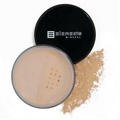 Imagem 1 do produto BB Powder Mineral FPS 15 Elemento Mineral - Pó Solto - Pale Light