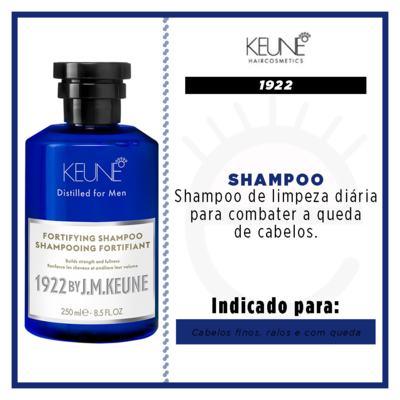 Imagem 3 do produto Keune 1922 Fortifying - Shampoo - 250ml