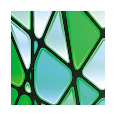 Imagem 2 do produto Escova de Cabelo WetBrush - Vitral - Verde