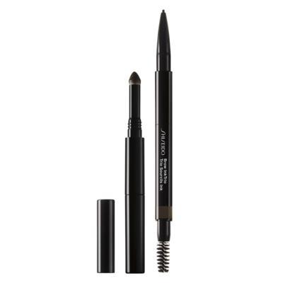Imagem 4 do produto Delineador de Sobrancelhas Shiseido - BrowInk Trio - 04 Ebony