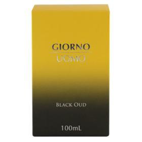 Black Oud Giorno Uomo Perfume Masculino - Deo Colônia