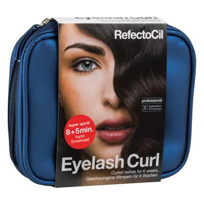 Imagem 2 do produto Kit Permanente de Cílios RefectoCil - Eyelah Curl - 36 Aplicações