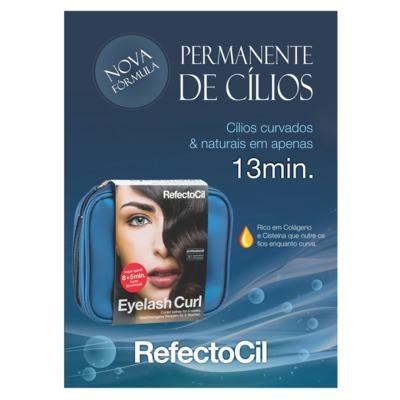Imagem 4 do produto Kit Permanente de Cílios RefectoCil - Eyelah Curl - 36 Aplicações