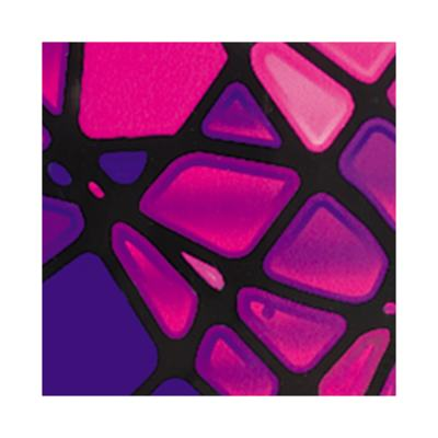 Imagem 2 do produto Escova de Cabelo WetBrush - Vitral - Roxa