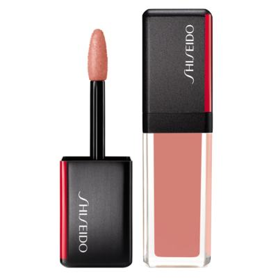 Batom Líquido Shiseido - LacquerInk LipShine - 311 Vinyl Nude