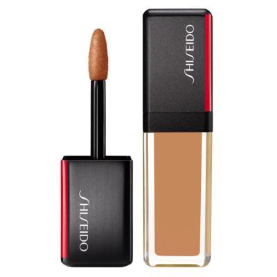 Batom Líquido Shiseido - LacquerInk LipShine - 310 Honey Flash