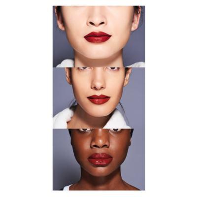 Imagem 4 do produto Batom Líquido Shiseido - LacquerInk LipShine - 307 Scarlet Glare