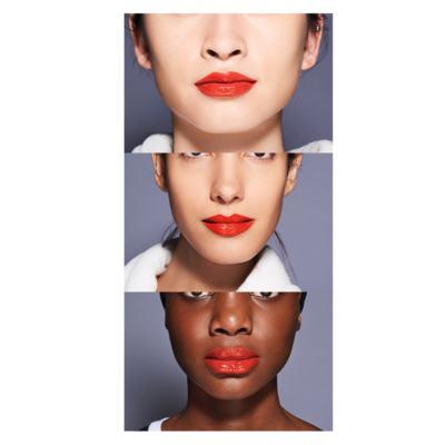 Imagem 4 do produto Batom Líquido Shiseido - LacquerInk LipShine - 305 Red Flicker