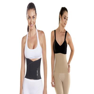 Imagem 2 do produto Shapenow Polishop + Modelador Slim Control Be Emotion - | Shapenow Preto + Slim Control Nude M+M