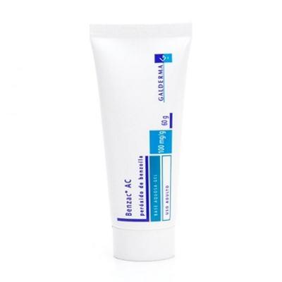 Imagem 1 do produto Galderma Benzac AC 10% Gel Antiacne