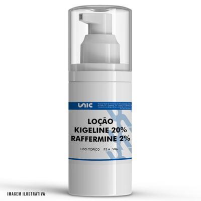 Imagem 1 do produto Kigeline 20% com Raffermine 2% 50g Firmeza e Sustentação para os Seios