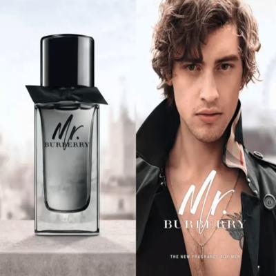 Imagem 6 do produto Mr. Burberry Burberry - Perfume Masculino - Eau de Toilette - 50ml