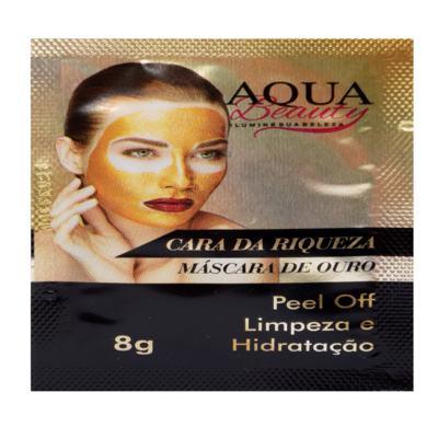 Imagem 1 do produto Máscara Facial Ouro Cara Da Riqueza (3 Sachês) -