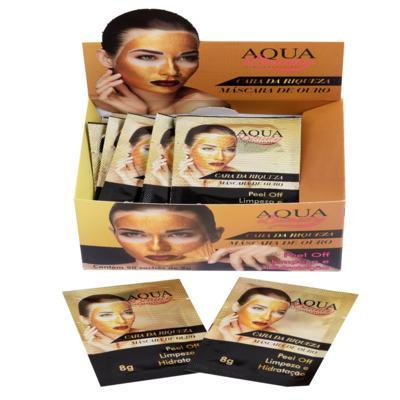 Imagem 3 do produto Máscara Facial Ouro Cara Da Riqueza (50 Sachês) -