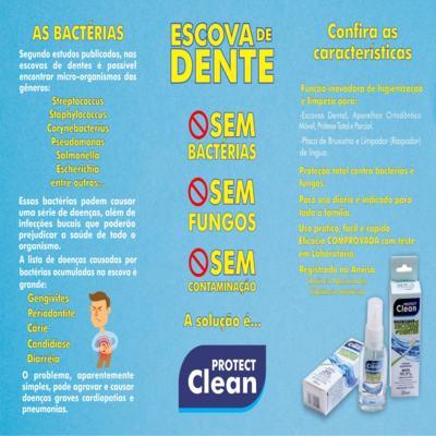 Imagem 6 do produto Protect Clean - Higienizador De Escovas Dentais e Aparelhos Ortodônticos (5 Unidades) -