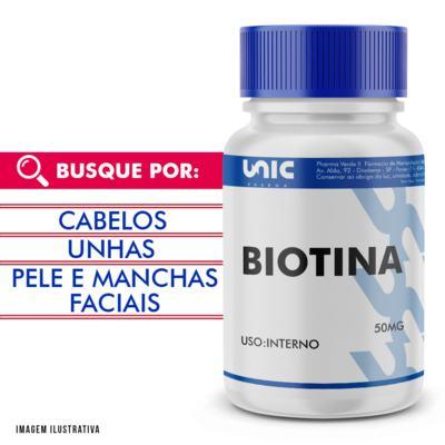 Imagem 1 do produto Biotina 5mg