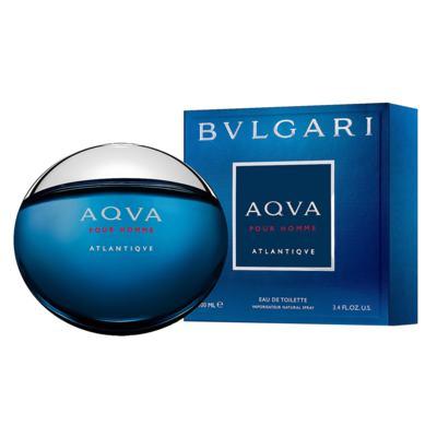 Imagem 2 do produto Aqva Atlantique Bvlgari Perfume Masculino - Eau de Toilette - 100ml