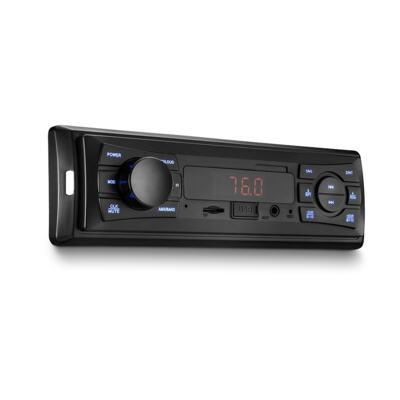 Imagem 3 do produto Som Automotivo Vibe 1 Din MP3 4x25WRMS Rádio FM + Entrada Cartão SD + USB + AUX Multilaser - P3333 - P3333