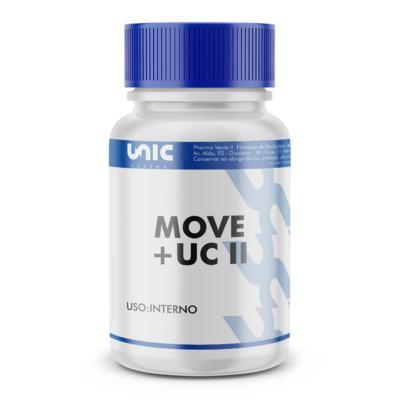 Imagem 2 do produto MOVE 100MG + UC II 40MG - 120 Cápsulas