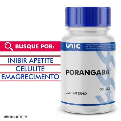 Imagem 1 do produto Porangaba 500mg - 120 Cápsulas