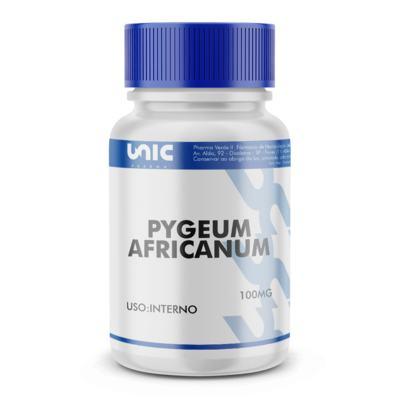 Imagem 2 do produto Pygeum africanum 100mg - 120 Cápsulas