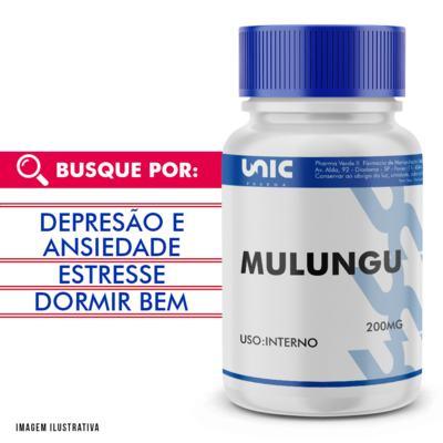 Imagem 1 do produto Mulungu 200mg - 90 Cápsulas