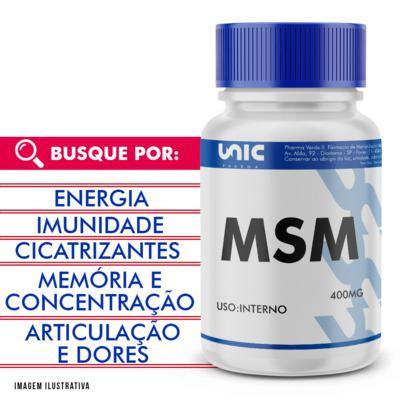 Imagem 1 do produto Msm 400mg