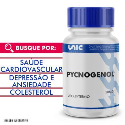 Imagem 1 do produto Pycnogenol 50mg - 120 Cápsulas