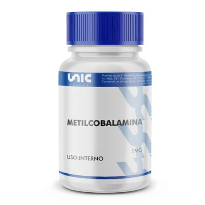Imagem 2 do produto Metilcobalamina 1mg - 90 Cápsulas