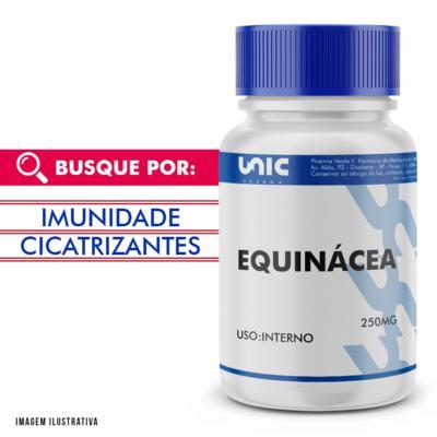 Imagem 1 do produto Equinácea 250mg - 60 Cápsulas