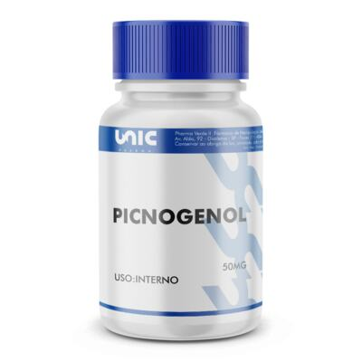 Imagem 2 do produto Picnogenol 50mg - 120 Cápsulas