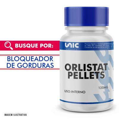 Imagem 1 do produto Orlistat Pellets 120mg - 90 Cápsulas