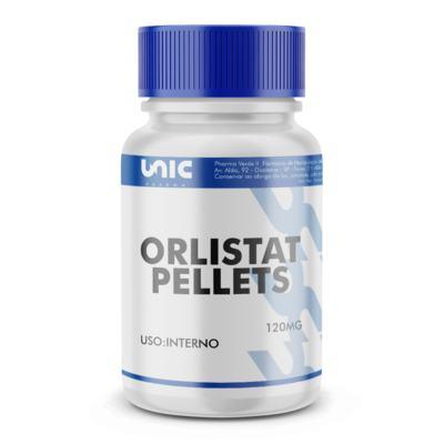 Imagem 2 do produto Orlistat Pellets 120mg - 90 Cápsulas