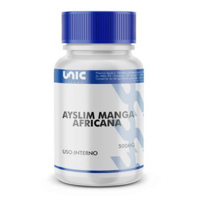 Imagem 2 do produto Ayslim manga africana 500mg - 120 Cápsulas