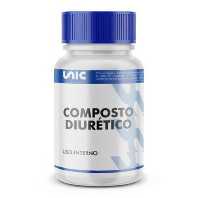 Imagem 2 do produto Composto Auxiliar na Diurése - 90 Cápsulas
