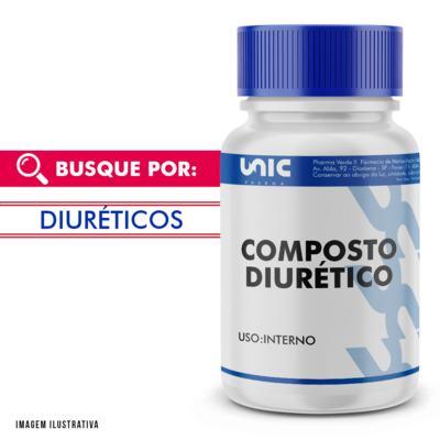 Imagem 1 do produto Composto Auxiliar na Diurése - 120 Cápsulas