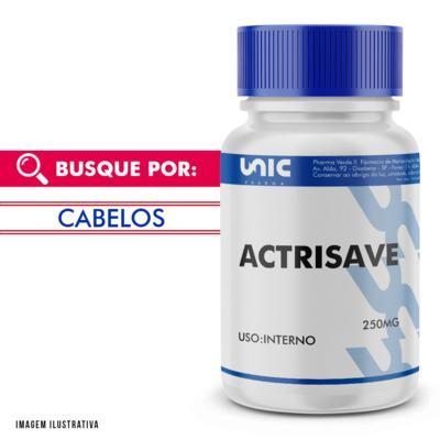 Imagem 1 do produto Actrisave™ 250mg - 120 Cápsulas