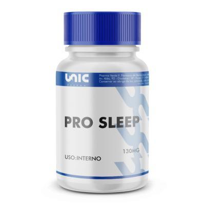 Imagem 2 do produto Pro Sleep 130mg com selo de autenticidade - 120 Cápsulas