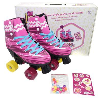 Patins Sou Luna Roller Skaté 2.0 Tam. 34 Multikids - BR719 - BR719