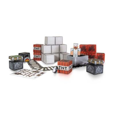 Minecraft Papercraft Minecrat Set Multikids - BR150 - BR150
