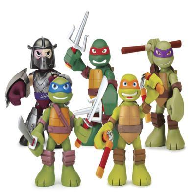 Tartarugas Ninja 15 Cm - BR290 - BR290