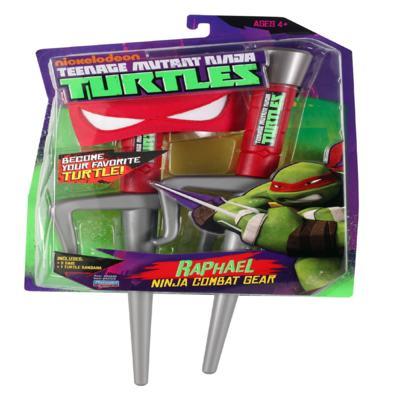 Tartarugas Ninja Acessórios - Raphael - BR038C - BR038C