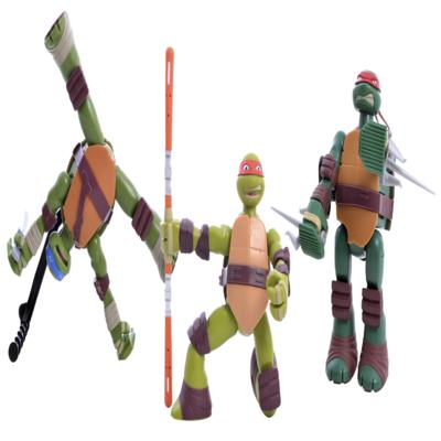 Boneco Tartarugas Ninjas Action Multikids - Raphael - BR286 - BR286