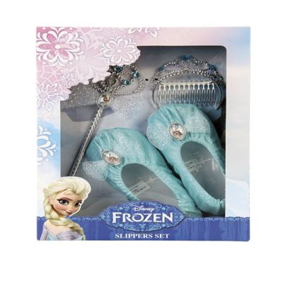 Imagem 1 do produto Acessórios Frozen - Sapatilhas, Coroa E Varinha - BR620 - BR620