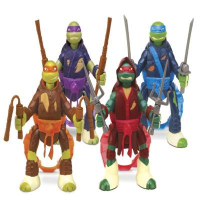 Imagem 1 do produto Tartarugas Ninja Throw N Battle - BR285 - BR285