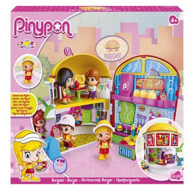 Imagem 1 do produto Pinypon Hamburgueria - BR550 - BR550