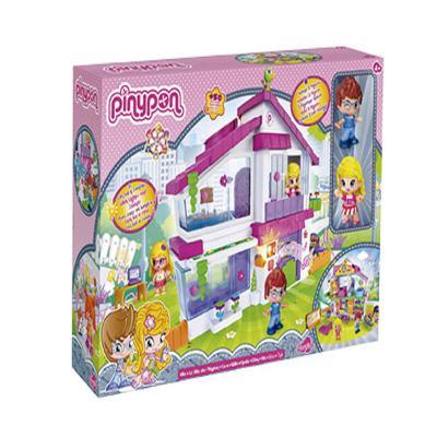 Imagem 1 do produto Pinypon Villa Playset - BR551 - BR551