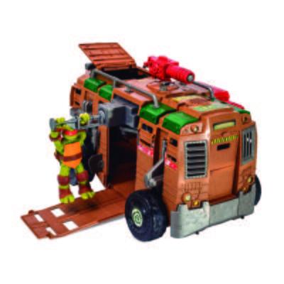 Imagem 1 do produto Tartarugas Ninja Subway - BR036 - BR036