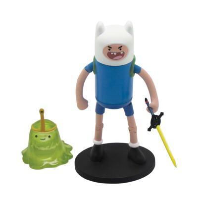 Imagem 1 do produto Adventure Time Figura 8Cm Multikids - BR128 - BR128