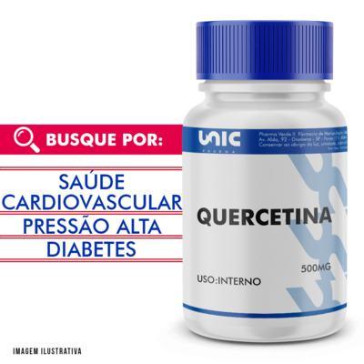 Imagem 1 do produto Quercetina 500mg - 120 Cápsulas
